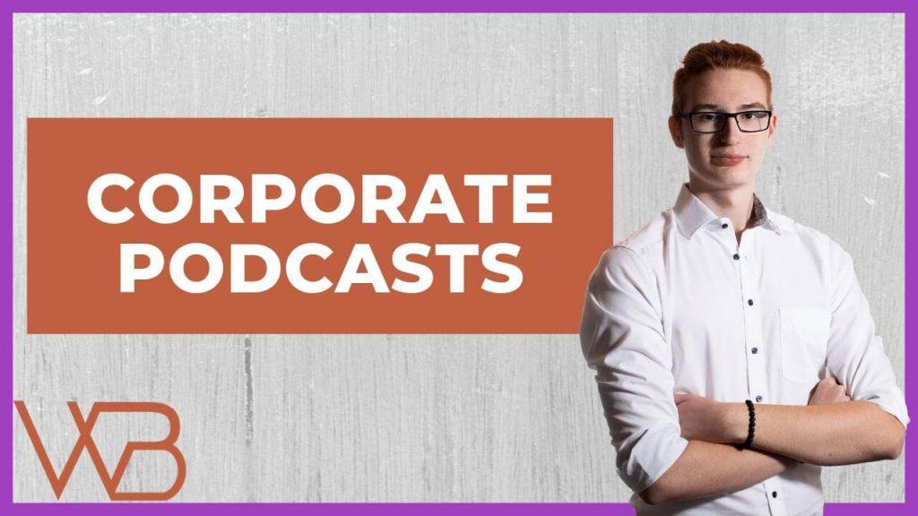 Corporate Podcasts Titelbild