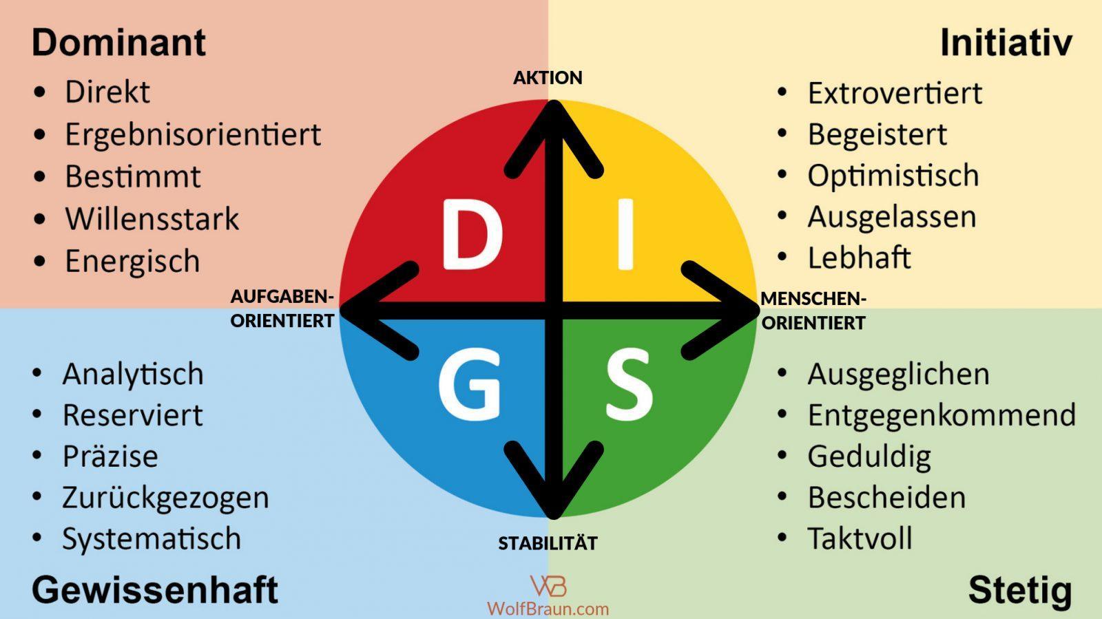 DISG Modell