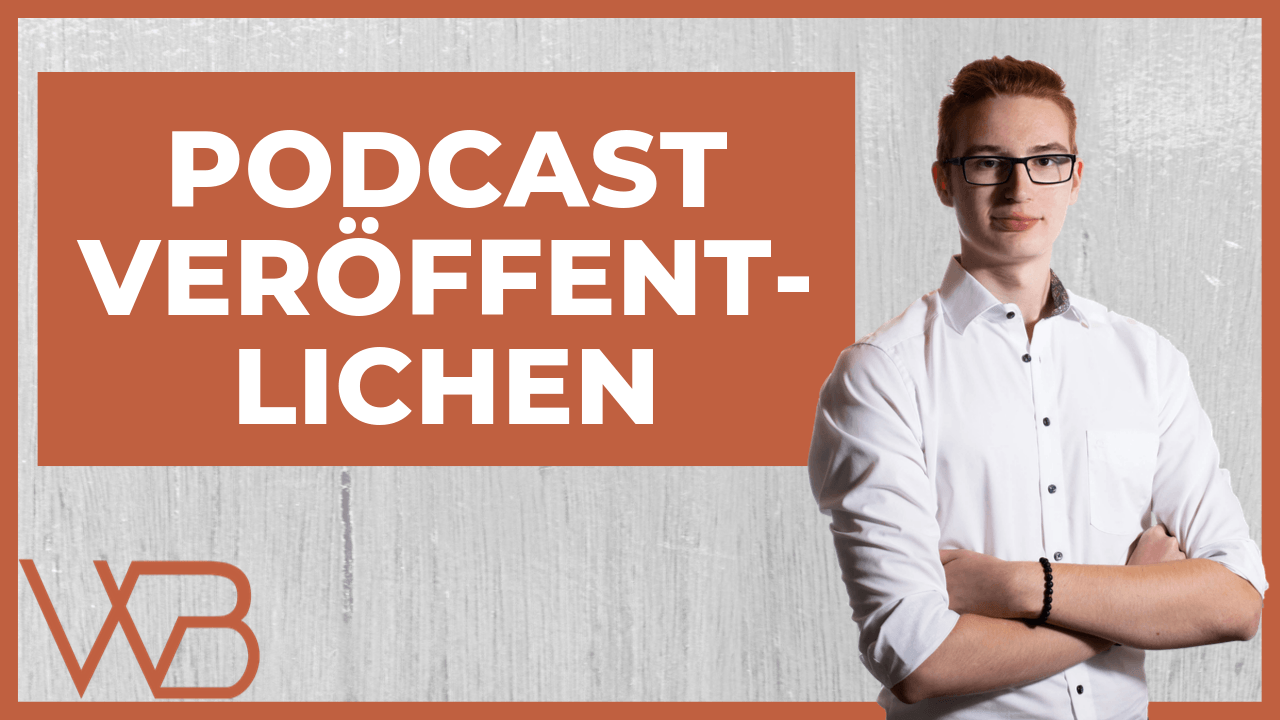 Podcast veröffentlichen