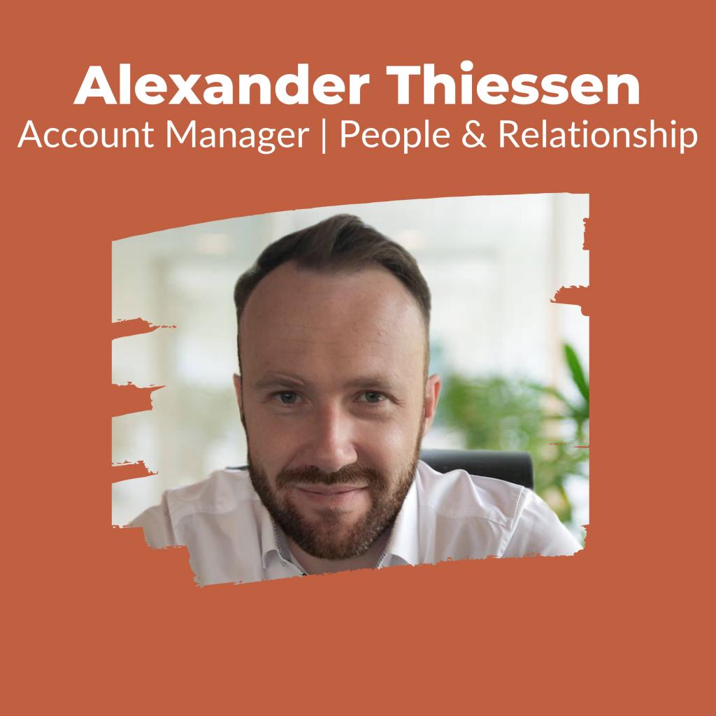 Alexander Thiessen Cover